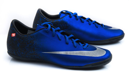 Buty Nike  Mercurial Victory V IC CR7 JR  - Natural Diamond