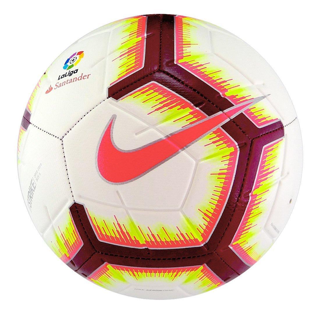 Piłka nożna Strike Nike (biało czerwona) sklep online
