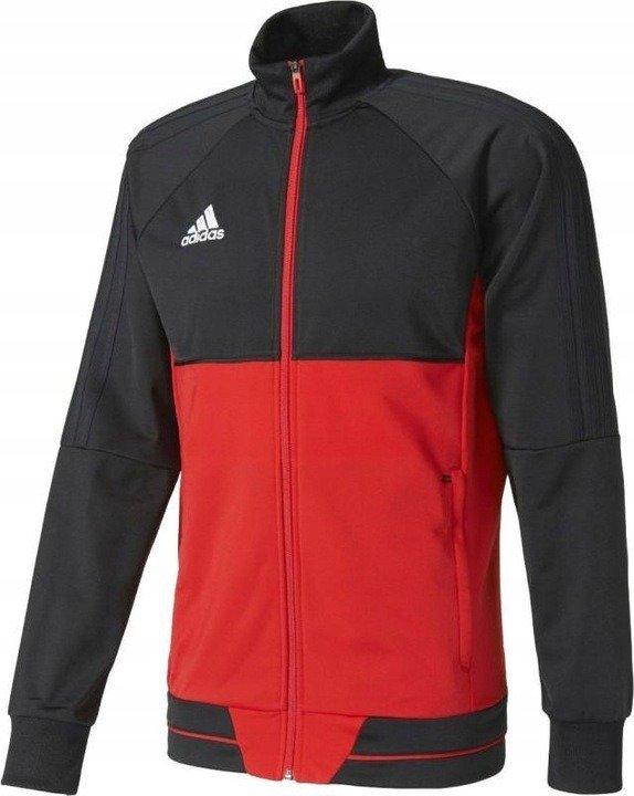 zegarek najlepiej sprzedający się moda Bluza treningowa Adidas Tiro 17 BQ2596 czarno-czerwona