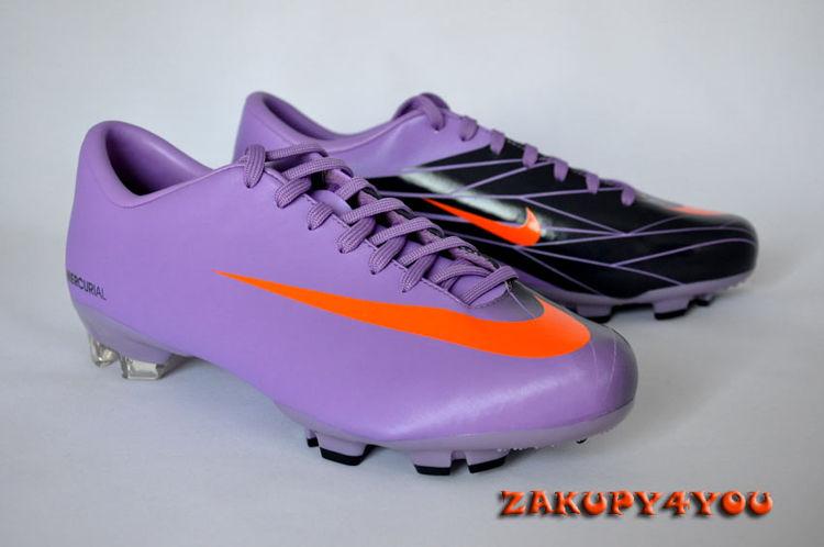 najnowsza kolekcja buty temperamentu szeroki wybór Buty Piłkarskie Nike Mercurial Victory FG