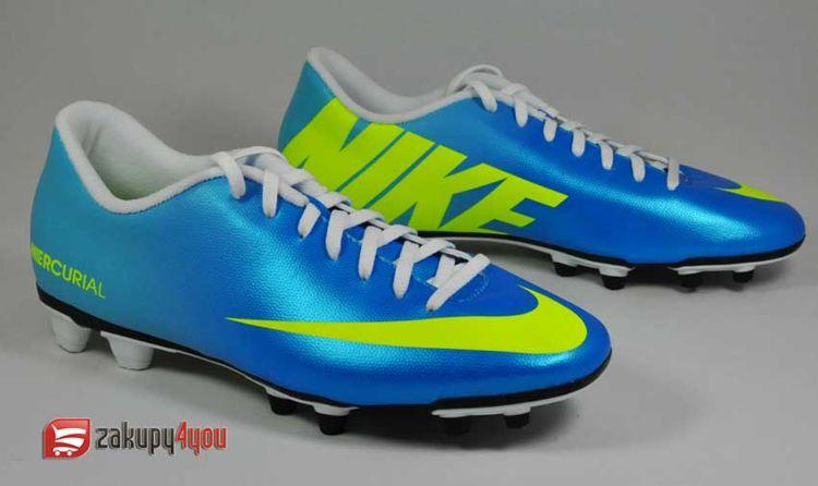 huge discount a72cf 68601 ... Buty Piłkarskie Nike Mercurial Vortex FG ...