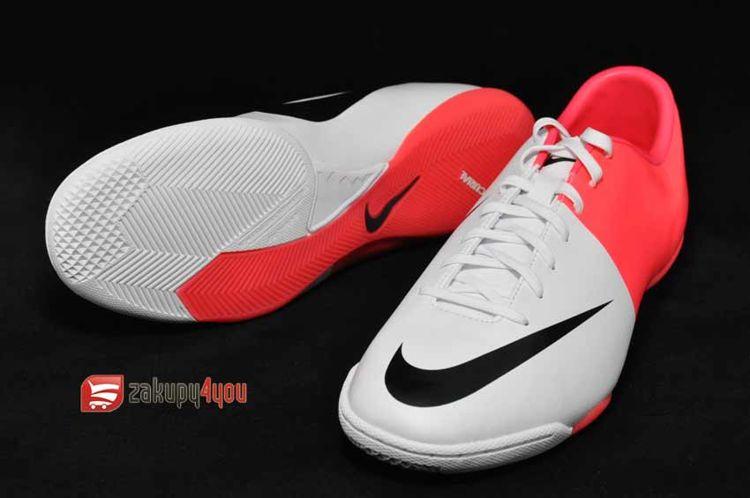 wyprzedaż ze zniżką najlepsze trampki przybywa Buty halowe Nike Mercurial Victory II IC