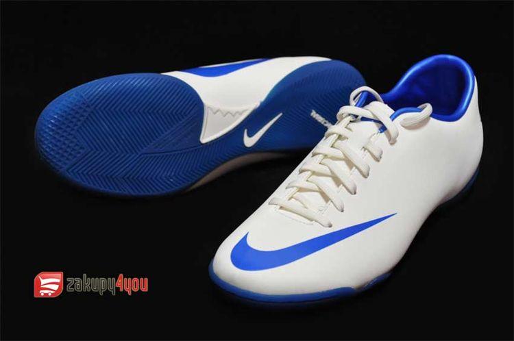sale retailer 3949a 64b12 Buty halowe Nike Mercurial Victory III IC ...