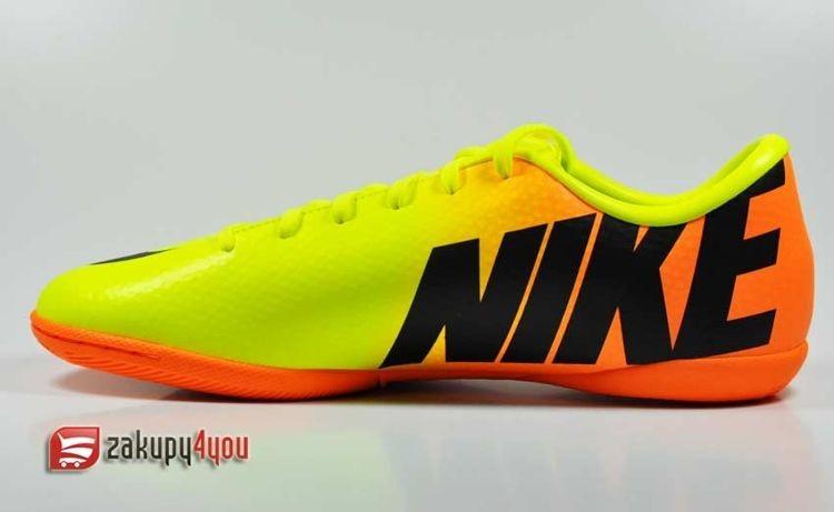 stabilna jakość sklep w Wielkiej Brytanii renomowana strona Buty halowe Nike Mercurial Victory IV IC