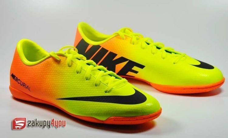 najnowszy świetne oferty taniej Buty halowe Nike Mercurial Victory IV IC JR