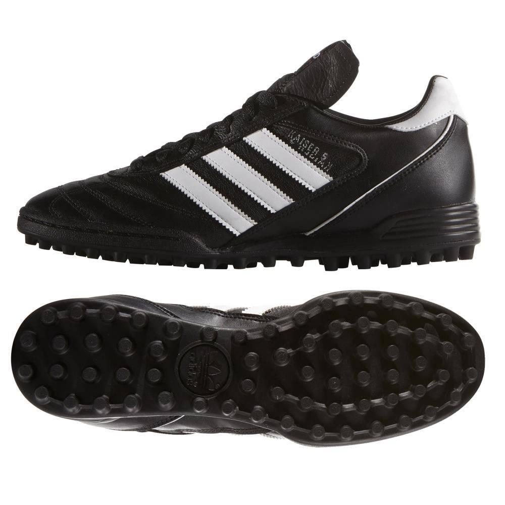 Buty pi?karskie turfy m?skie adidas KAISER 5 TEAM czarne