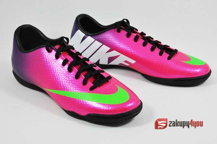Nowe Produkty informacje o wersji na sklep Halówki Nike Mercurial Victory IV IC