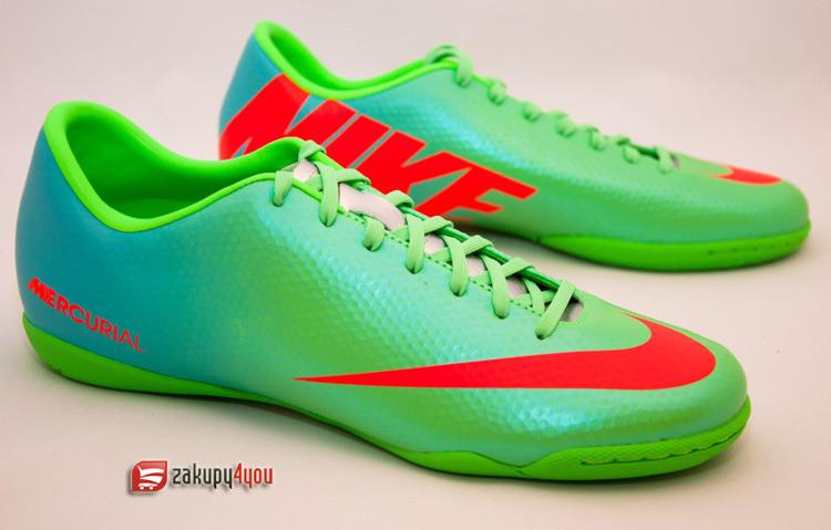 o rozsądnej cenie Najlepiej różne kolory Halówki Nike Mercurial Victory IV IC Najnowsze