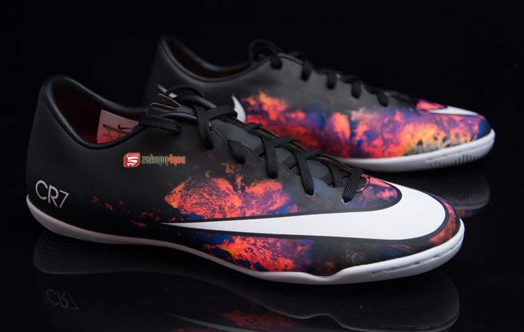 gorące produkty klasyczny styl kupować tanio Halówki Nike Mercurial Victory V IC CR7 - Lawa