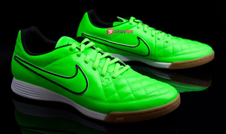 pretty nice 90fdf 2766f ... Halówki Nike Tiempo Genio IC - Skórzane ...