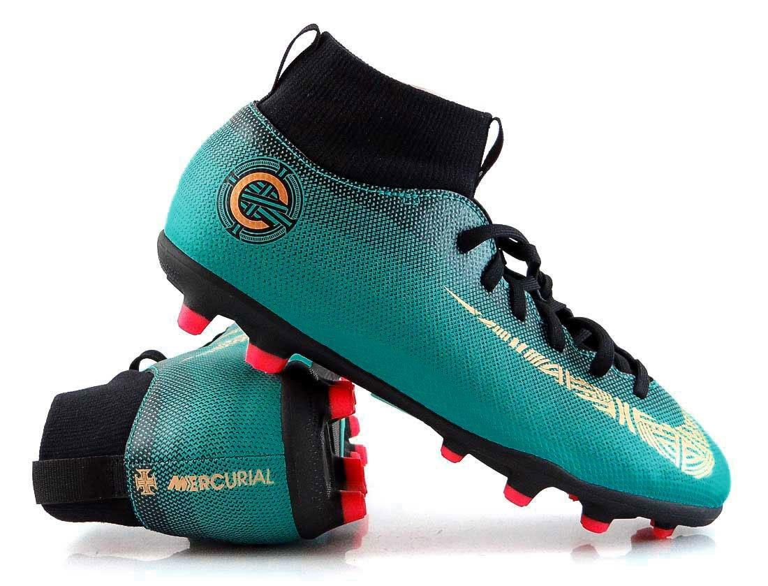 ... Buty Nike Mercurial Superfly Club CR7 MG AJ3115-390 JR ... 2d6a409fc19