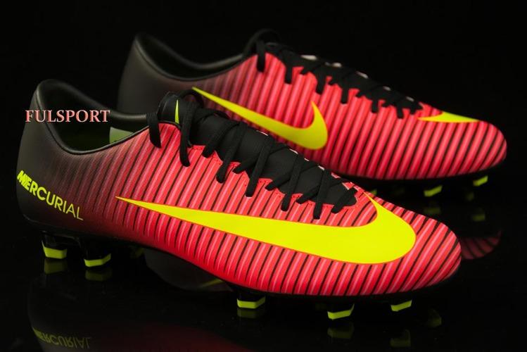 całkowicie stylowy Pierwsze spojrzenie produkty wysokiej jakości Nike Mercurial Vapor FG 831945-870 JR