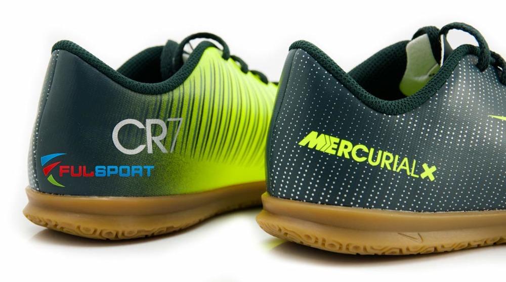 new style 28135 2f411 ... Nike MercurialX Vortex IC CR7 852495-376 JR ...