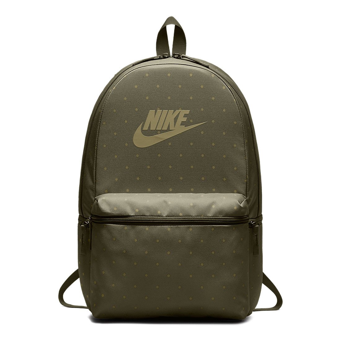 2479b856a2421 ... Zielony plecak szkolny Nike Hertiage Backpack BA5761-222 ...