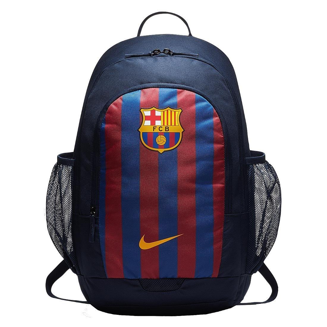 2fe70c9bad024 ... Granatowy plecak szkolny Nike FC Barcelona Stadium BA5363-451 ...