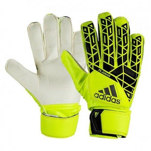 Rękawice bramkarskie Adidas Ace Fingersave junior AP7004 żółte