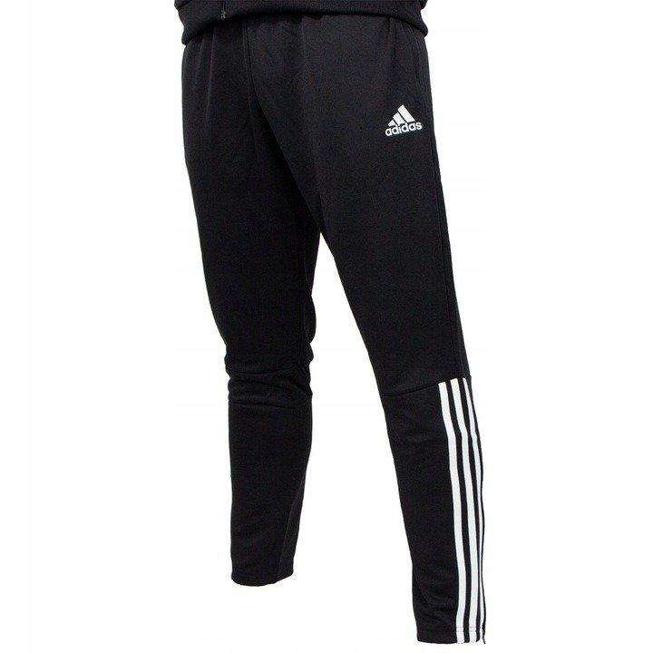 Spodnie dresowe Adidas Regista junior 18 CZ8659 czarne