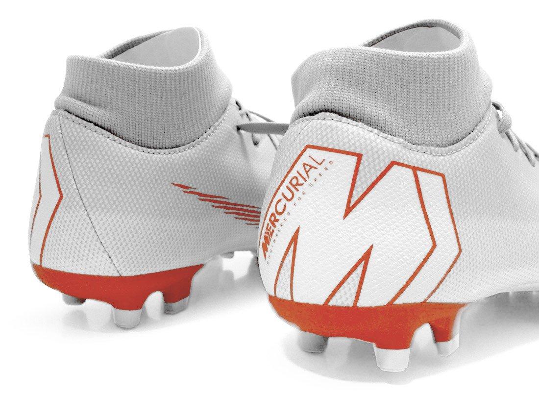 nicotina ayer Red de comunicacion  Szare buty piłkarskie Nike Mercurial Superfly Academy FG/MG AH7362-060 |  Sklep Butyzakupy.pl