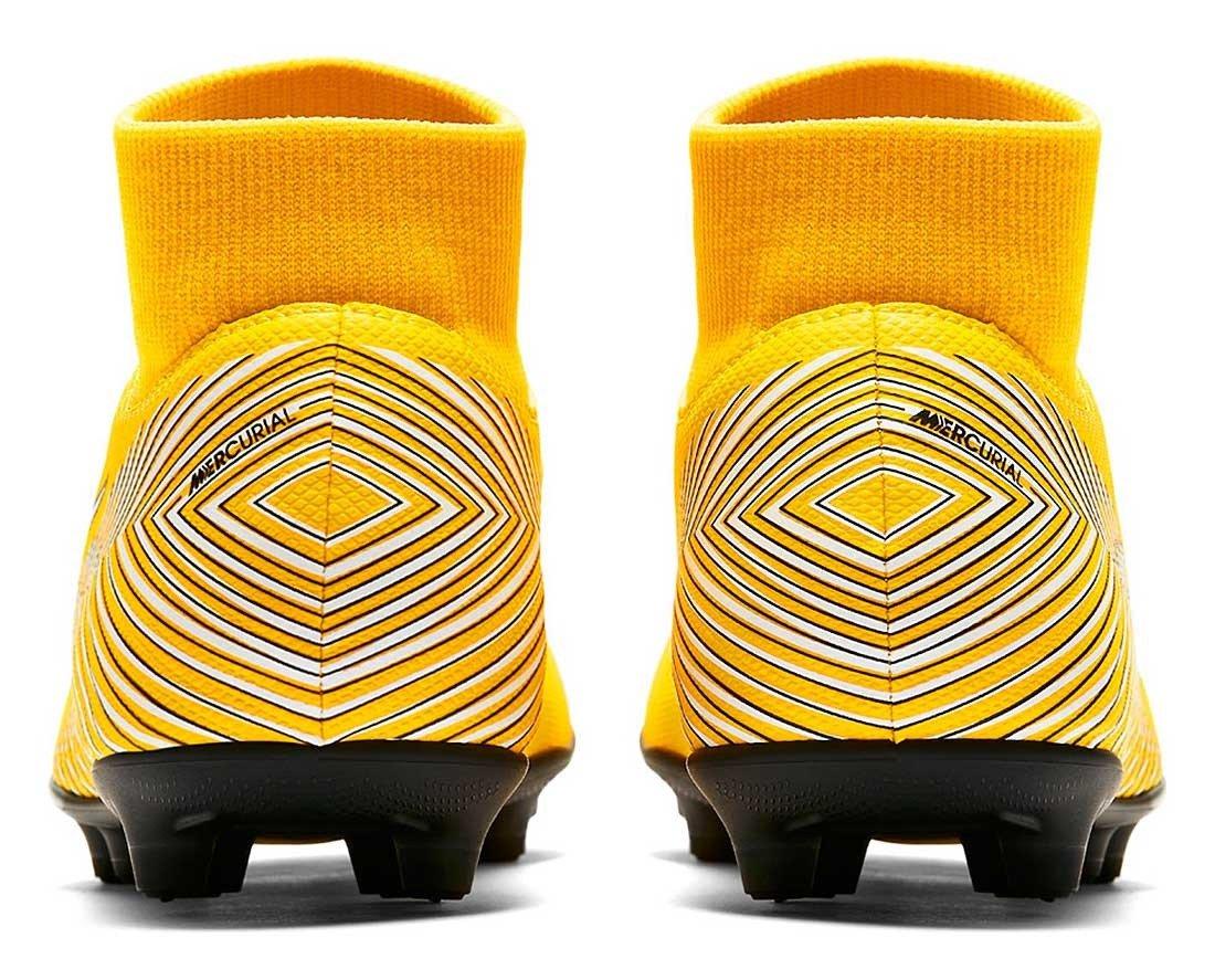 kup sprzedaż wykwintny styl renomowana strona Żółto-czarne buty piłkarskie Nike Mercurial Superfly Club Neymar MG  AO9467-710