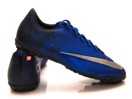 Buty NIKE  Mercurial Victory V CR7 TF JR - NATURAL DIAMOND