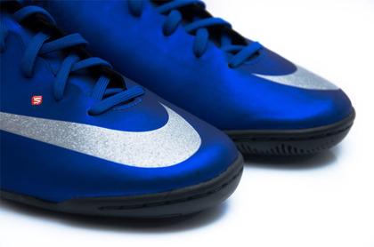 e02f01dec470 ... Buty Nike Mercurial Victory V IC CR7 JR - Natural Diamond ...