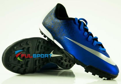 Buty Nike  Mercurial Vortex II CR7 TF JR 684858-404- Turfy