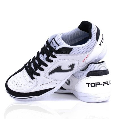 Buty halowe Joma Top Flex 802 White Indoor 2018 TOPW.802.IN