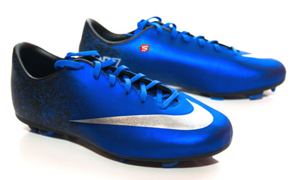 Korki Nike Mercurial Victory V FG CR7 JR- NATURAL DIAMOND