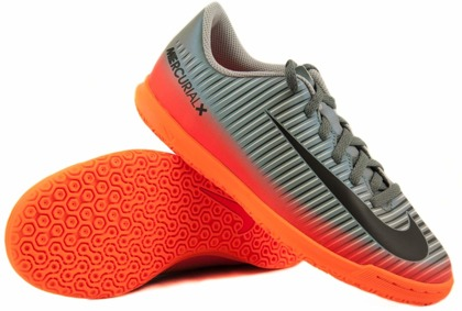 Nike MercurialX Vortex CR7 IC 852495-001 JR